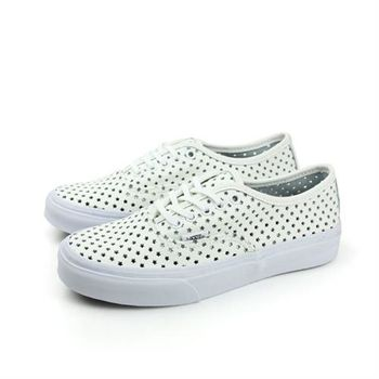 VANS AUTHENTIC SLIM 休閒鞋 白 女款 no440