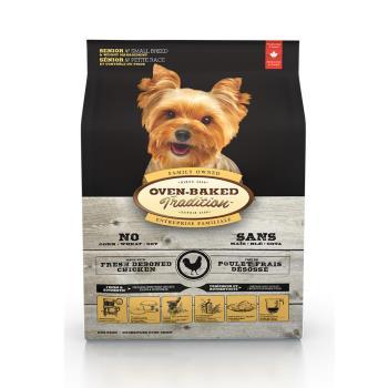 【Oven-Baked】烘焙客 高齡/減重犬 雞肉口味 小顆粒 1公斤 X 1包