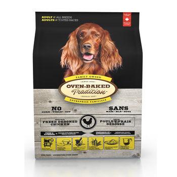 【Oven-Baked】烘焙客 成犬雞肉口味 大顆粒 27磅 X 1包