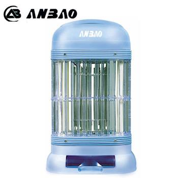 《買就送:電蚊拍》安寶 8W捕蚊燈 AB-9908