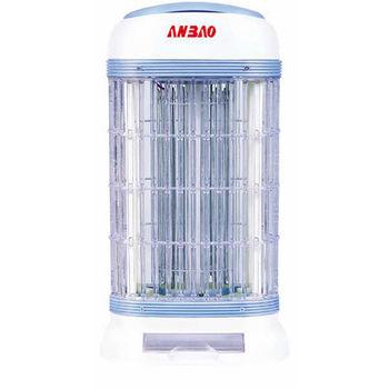 【買就送:電蚊拍】安寶 10W捕蚊燈 AB-8255