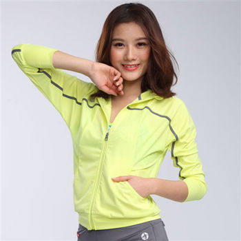 【TOP GIRL】POLY針織運動外套-共二色