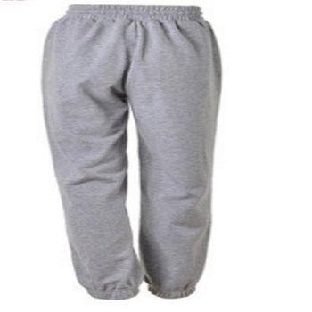 [協賀] 男女童針織縮收口長褲