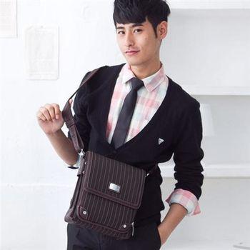 【金安德森】時尚掀蓋式側背小包