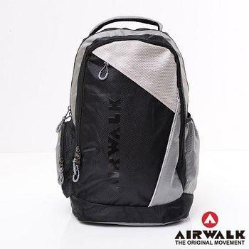 【美國AIR WALK】大容量輕型後背包 -(共三色)