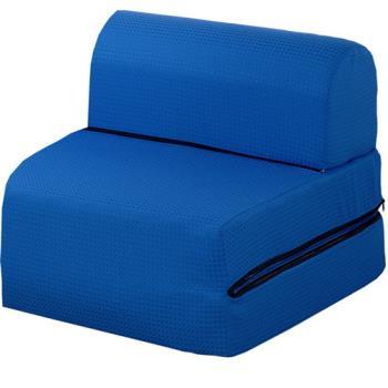 【莫菲思】相戀-彈簧折疊式沙發床-單人(三色)