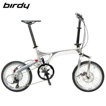 Birdy Shimano 10速 碟剎版_(精拋光+金油)