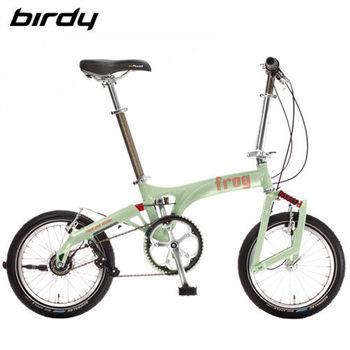 Birdy Frog Monocoque車架 Shimano 內8速 16 (青蛙綠)