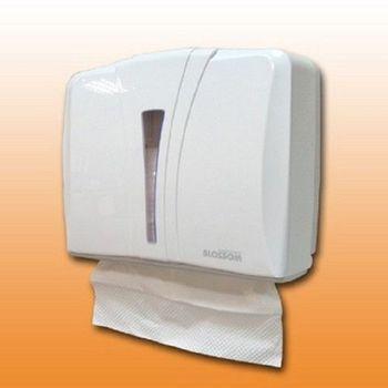 BLOSSOM 商業用擦手紙架 BL-0405A(白)