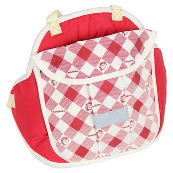 Babybabe 兒童多功能防護背包-紅色