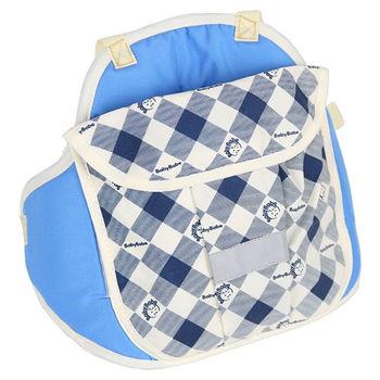 Babybabe 兒童多功能防護背包-藍色