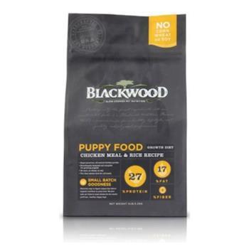 【Blackwood】柏萊富 幼犬 雞肉+米 犬糧 30磅 X 1包