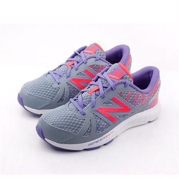 New Balance 690系列 跑鞋 灰 大童 no975