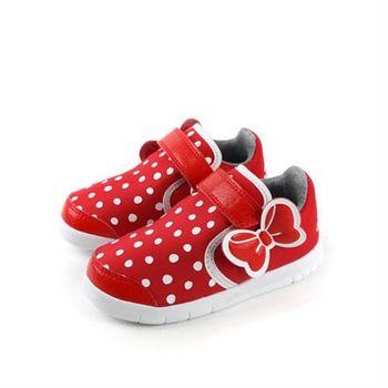 adidas Disney MM CF I 休閒鞋 紅 小童 no232