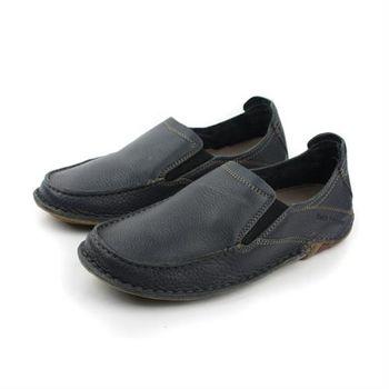 Hush Puppies 懶人鞋 深藍 男款 no997