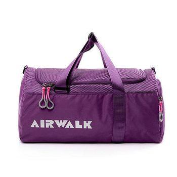 【美國 AIRWALK】圓筒手提旅行小包-共六色