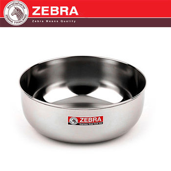 【斑馬 ZEBRA】頂級304不鏽鋼調理碗(12CM_0.5L)