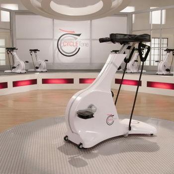 盈亮YL-14108有氧磁控飛輪椅