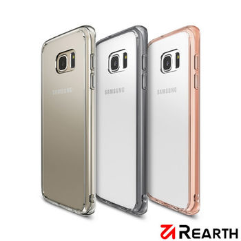 Rearth 三星 Galaxy S7 Edge (Ringke Fusion) 高質感保護殼