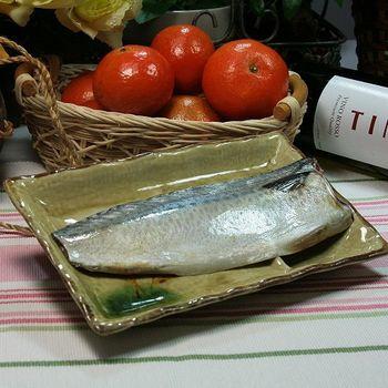 【一等鮮】南方澳薄鹽鯖魚10片(110g~140g/片)
