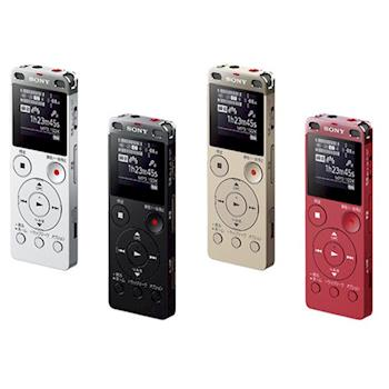 SONY數位錄音筆4G ICD-UX560F(公司貨)