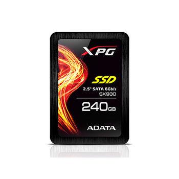ADATA 威剛 SX930 240G SSD 固態硬碟