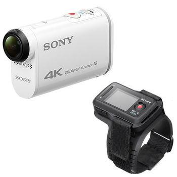 [64G+電充組]SONY FDR-X1000VR   4K運動型攝影機即時遙控組-組合包(公司貨)