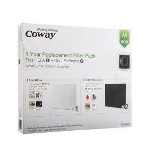 Coway空氣清淨機一年份濾網AP-1512HH(旗艦環禦型 )