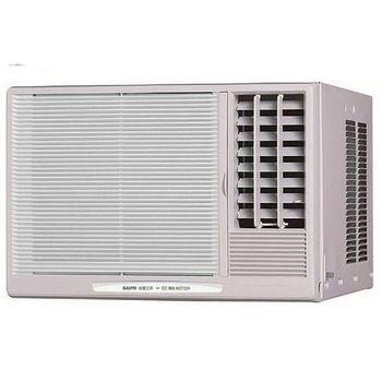 【台灣三洋SANLUX】2-3坪右吹式定頻窗型冷氣SA-R22B