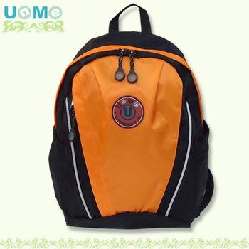 【UnMe】超輕戶外教學後背包(粉橘色)