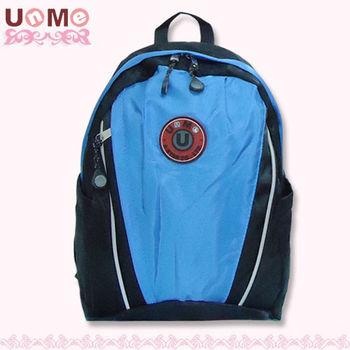 【UnMe】超輕戶外教學後背包(粉藍色)