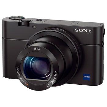 【32G+電充全配】SONY DSC-RX100M3 大光圈WiFi類單眼相機 RX100III (公司貨)