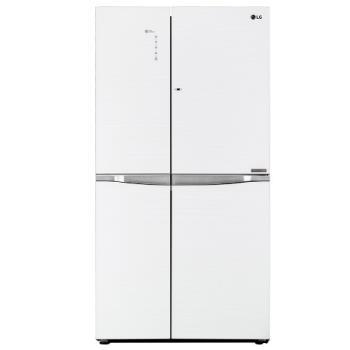 ★結帳再折扣+加碼贈好禮★【LG樂金】825L 門中門魔術空間對開冰箱GR-DB78G