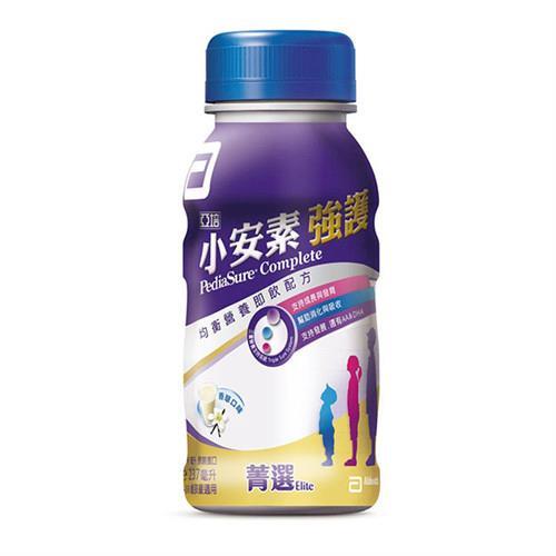 亞培 小安素強護均衡營養即飲配方(237mlx24入)