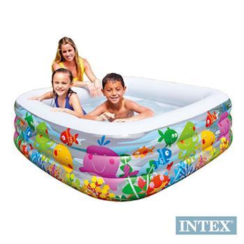 【INTEX】動物方型幼童戲水游泳池159 cm (57471)