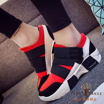 【A3】時尚繃帶-魔鬼沾休閒健走鞋