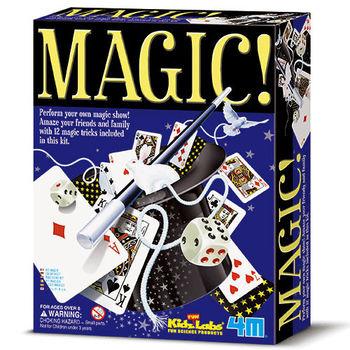 4M 魔術