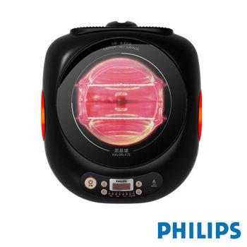 福利品-PHILIPS 飛利浦不挑鍋黑晶爐HD4943