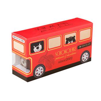 【巧克力雲莊】可可熊巴士