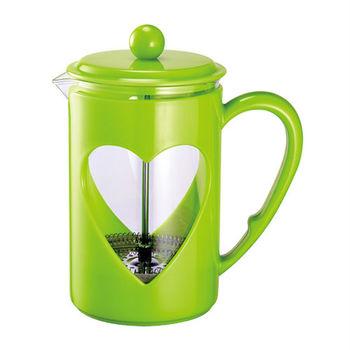 【妙管家】炫彩沖茶器/泡茶器900ml HKP-900G
