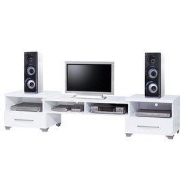 【時尚屋】[UZ6]詠佳7.5尺伸縮電視櫃UZ6-224-1