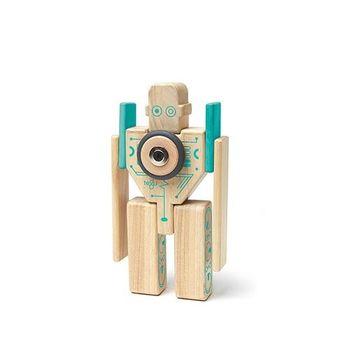 美國tegu安全無毒磁性積木 - 未來系列 - 梅博機器人