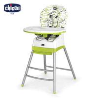 chicco~Stack三合一多 成長高腳餐椅~奇異果綠
