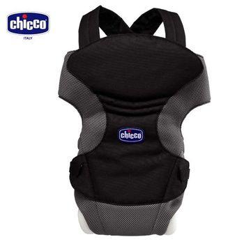 chicco-Go Baby抱嬰袋-黑灰