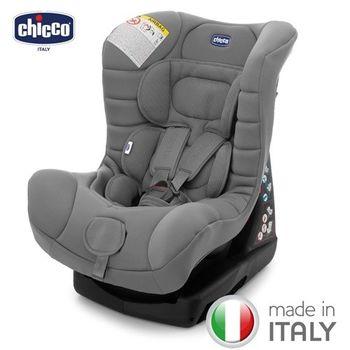 Chicco-ELETTA comfort寶貝舒適全歳段安全汽座-紳士灰