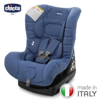 chicco-ELETTA comfort寶貝舒適全歳段安全汽座-經典藍