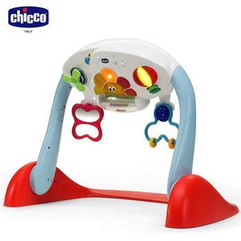 chicco-二合一聲光健力架