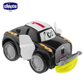 chicoo-壓壓樂碰碰賽車-黑