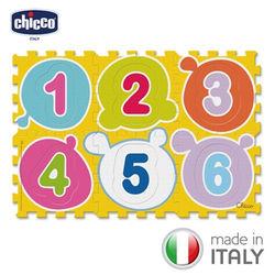 chicco-趣味數字拼貼地墊(6片裝)
