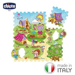 chicco-夢幻糖果拼貼地墊-9片裝